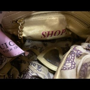 Juicy Couture Bags - Juicy Couture Pink Velvet Purse